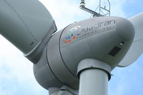 L'entreprise Quadran est leader dans la production d'énergie verte en France - octobre 2017