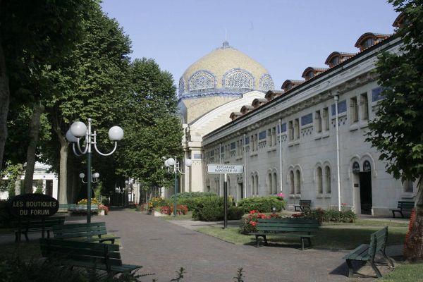 La ville de Vichy (Allier) a candidaté au patrimoine mondial de l'UNESCO et fait le point sur les échéances de cette candidature.
