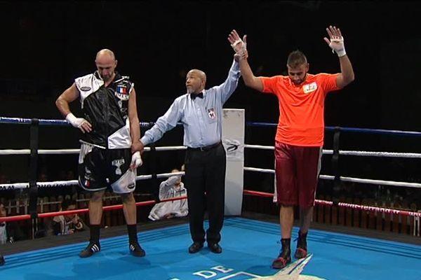 Victoire pour Karim Berredjem