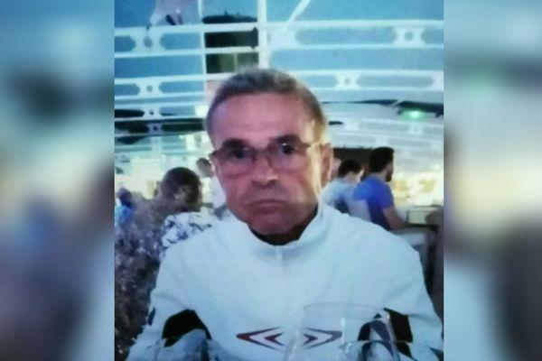 Christian Blanchard a disparu depuis samedi 20 février 2021 à La Croix-Saint-Ouen dans l'Oise
