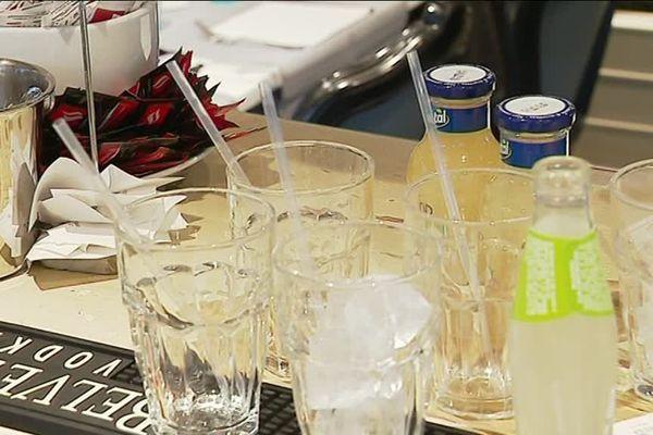 Pailles et de touillettes en plastique sont déjà interdites à Monaco depuis un an.