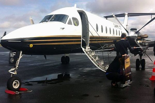 Twin Jet propose désormais deux allers-retours par jour entre le Havre et Lyon.