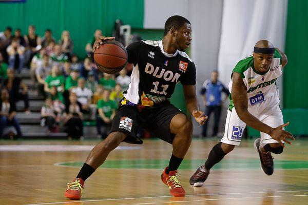 Erving Walker a joué pour Dijon lors de la saison 2014-2015