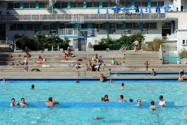 Les deux piscines municipales de Grenoble avaient fermé leurs portes à cause d'une série d'incidents. Photo d'archives.