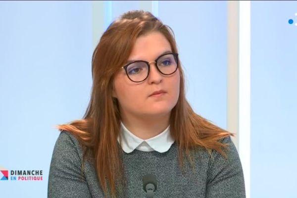 Céline Roy était l'invitée de notre émission Dimanche en politique, dimanche 9 décembre.