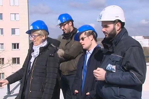 Les travaux devraient être terminés d'ici septembre 2018. Dès octobre, les nouveaux habitants pourront investir les lieux.