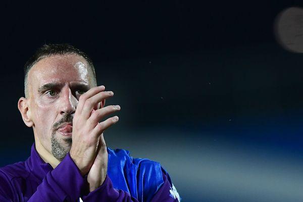 Franck Ribéry réalise un début de saison tonitruant / AFP