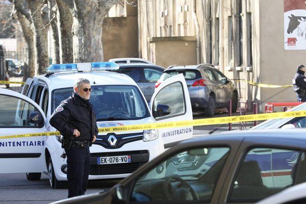 Lofti Boussouak s'était échappé lors de l'attaque de la fourgonnette qui le transportait au tribunal.