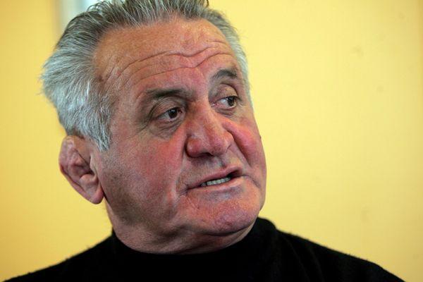 """Jean de Gregorio, dit """"le Nine"""", ancien international et talonneur du FCG (ici en 2006), est décédé ce dimanche 16 mai."""