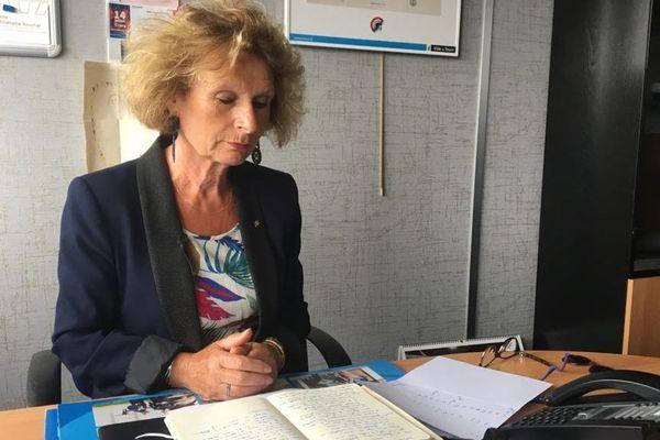 Brigitte Garanger-Rousseau, adjointe en charge des élections à la Ville de Tours