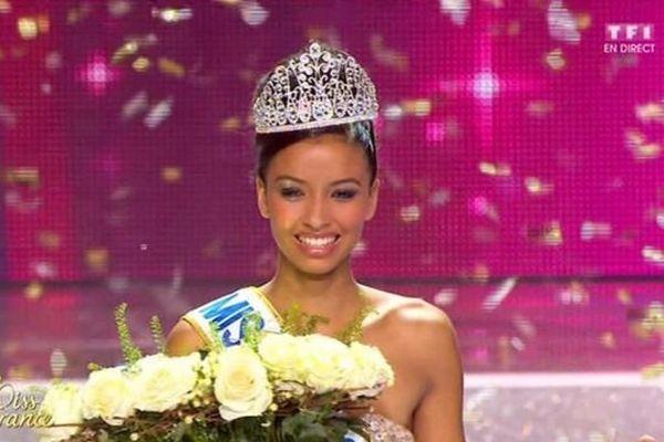 Flora Coquerel a été élue Miss France 2014 samedi 7 décembre 2013 à Dijon