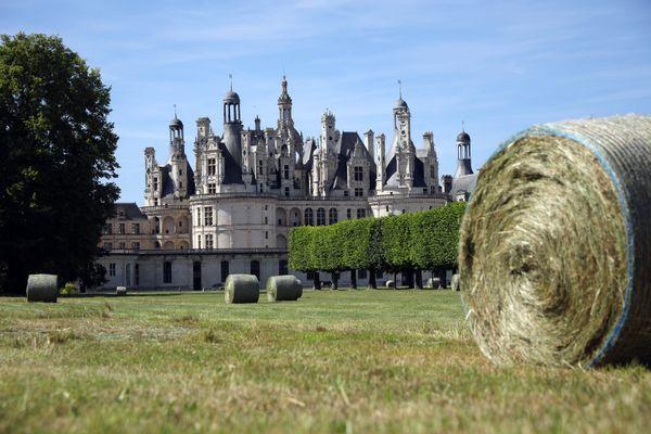 Le Château de Chambord, l'un des symboles du Loir-et-Cher, a rouvert en mai 2021.