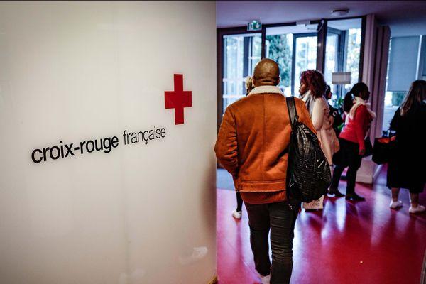 Les apprentis pourront être formés aux différents métiers de la santé ou du secteur social, comme ici, dans le centre de formation au grand âge de la Croix rouge