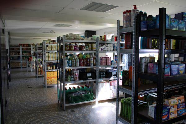 Agoraé, l'épicerie sociale et solidaire sur le campus de Mont-Saint-Aignan