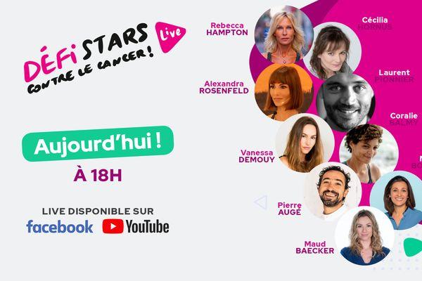 L'Institut du Cancer de Montpellier organise une série de défis en ligne. 9 personnalités participent à cet événement caritatif et interactif ce jeudi dès 18h.