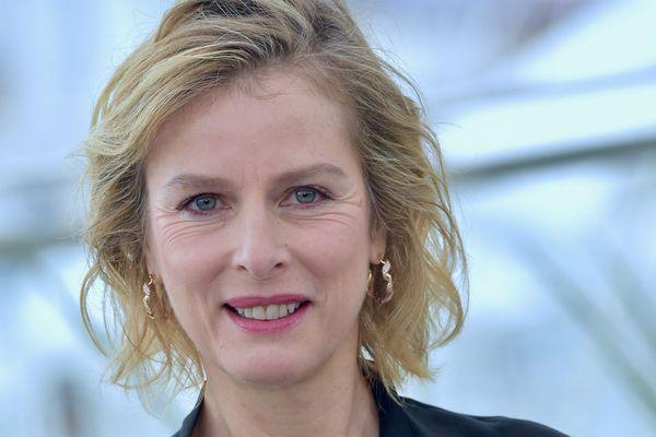 La comédienne Karin Viard sera la présidente du Festival du Film Francophone qui se déroule à Angoulême du 21 au 26 août 2018.