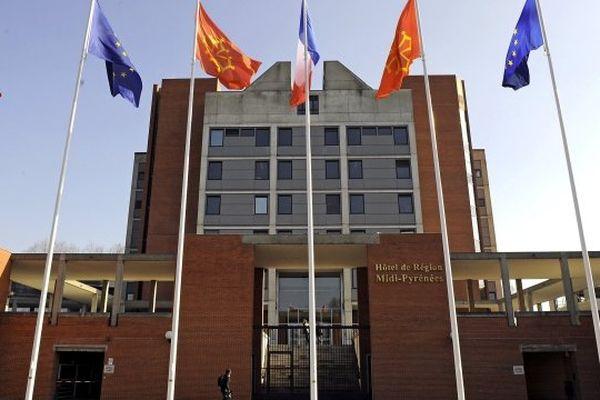 Le Conseil Régional Midi-Pyrénées