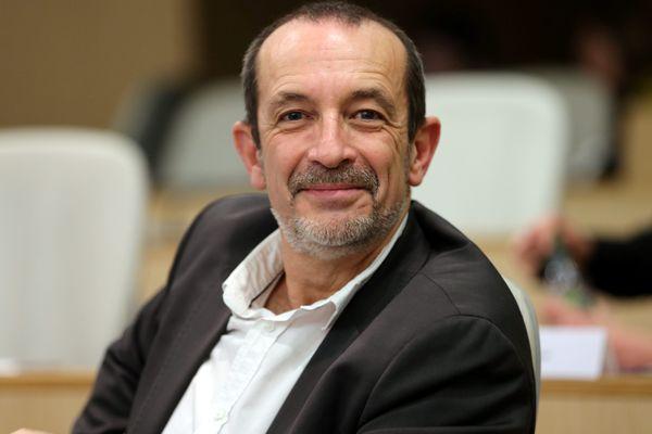 Jean-Charles Kohlhaas, vice-président du Sytral, annonce une grande concertation publique à l'automne, autour de quatre projets de métro, dont le métro E vers l'ouest lyonnais