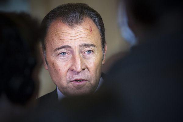 """""""Le terreau du djihadisme, ce sont les propos que nous avons entendu à Alger.  Parler de crime contre l'humanité en désignant la France et son histoire, c'est faire le jeu de ceux qui veulent nous tuer, c'est faire le jeu du jihadisme"""", a déclaré Lionnel Luca."""