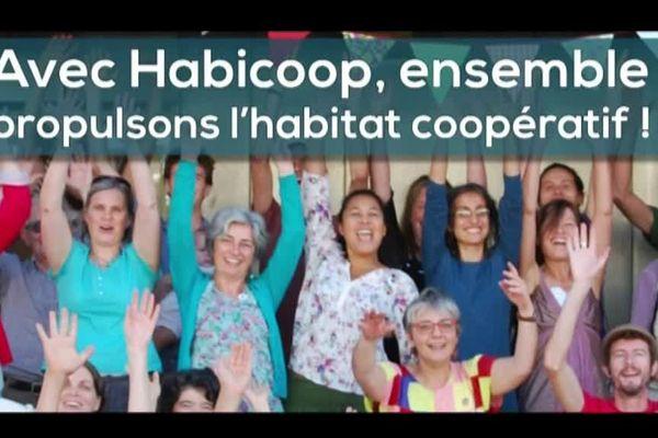 La fédération française d'habitat collectif a son siège à Lyon. Elle mène des projets dans toutes les régions. Mais ses subventions ont singulièrement baissé.