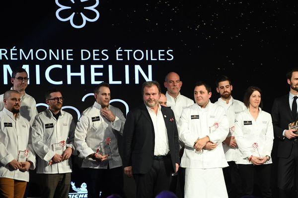 Le gala 2020 du guide Michelin se déroule ce lundi soir : les noms des futurs étoilés sont attendus avec impatience