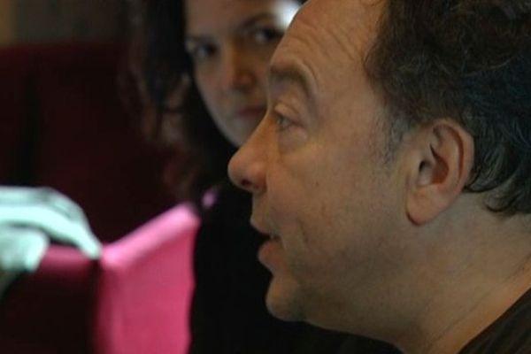 Pierre Pradinas va quitter le théâtre qu'il dirige depuis 12 ans.