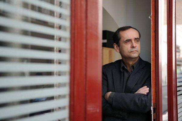 Robert Ménard, candidat à la mairie de Béziers et soutenu par le Front National - archives 2013