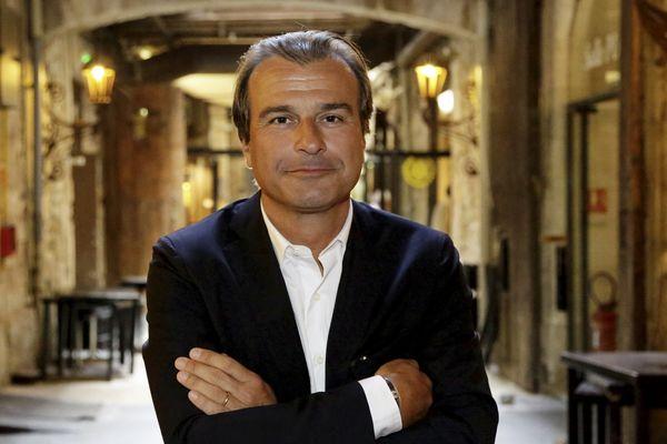Jean-Luc Chauvin est à la tête de la CCI de Marseille depuis novemebre 2016.
