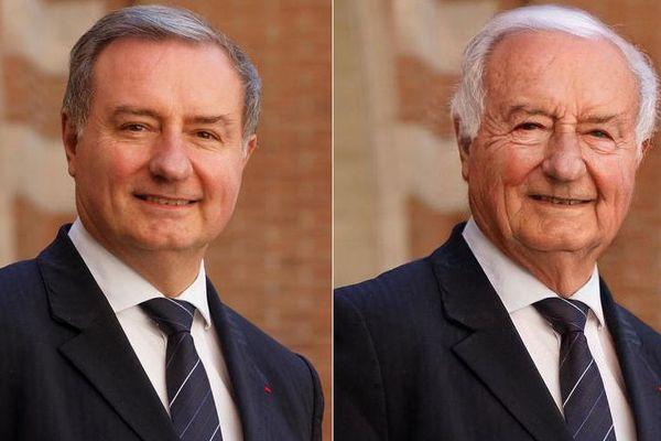 Le maire de Toulouse, Jean-Luc Moudenc
