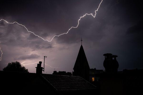 Des orages sont prévus dans la soirée du dimanche 20 juin.