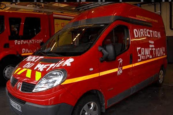 Les sapeurs-pompiers du Calvados entame ce mardi 7 octobre une grève illimitée de 2 heures par jour