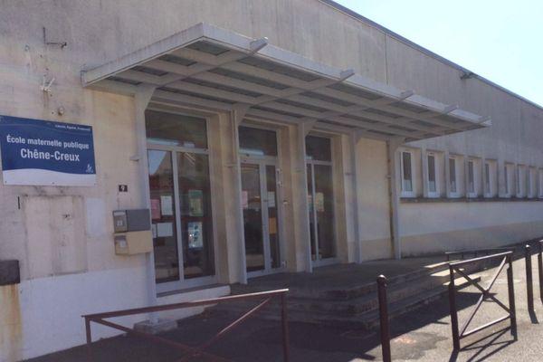 L'école Chêne Creux à Rezé où travaillait l'animateur soupçonné d'agressions sexuelles aggravées sur mineurs