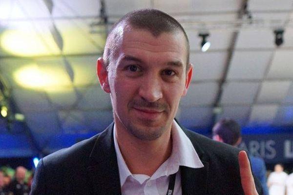 François Sence, nouvel entraîneur du Stade Rochelais Rupella