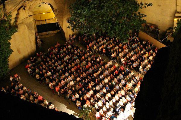 Une soirée aux Musicales du Luberon en 2017