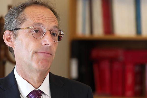 Bruno Sturlese exerce les fonctions de président de la Commission nationale de protection et de réinsertion des repentis depuis 2017.