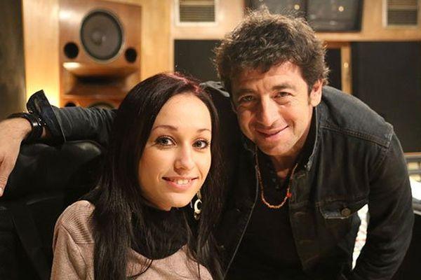 Patrick Bruel, parrain du 27ème Téléthon et Marina Russo est atteinte d'une maladie orpheline.