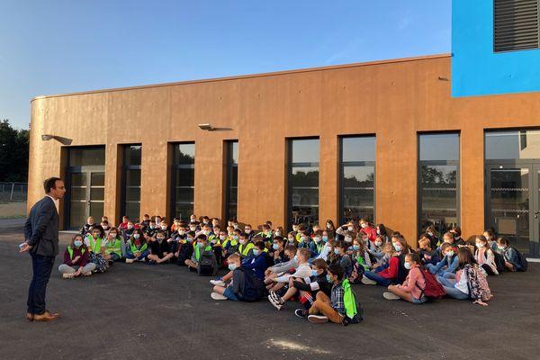 Le collège de Boufféré, en Vendée, est le premier collège privé crée en Vendée depuis 50 ans