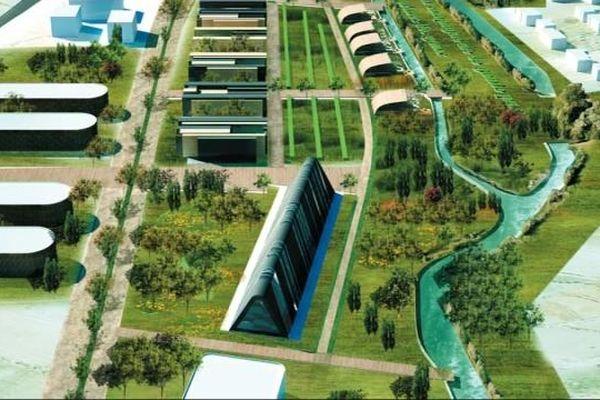 Le projet beaunois de Cité de la gastronomie s'élève à 60 millions d'euros.