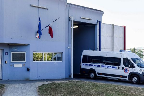 La prison de Vezin-le-Coquet