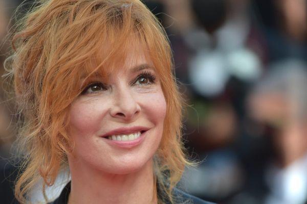 Mylène Farmer au 74e Festival de Cannes, le 17 juillet 2021.