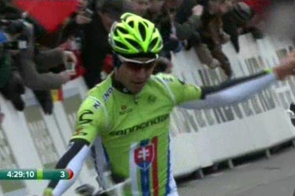 Peter Sagan, vainqueur de Gand Wevelgem.