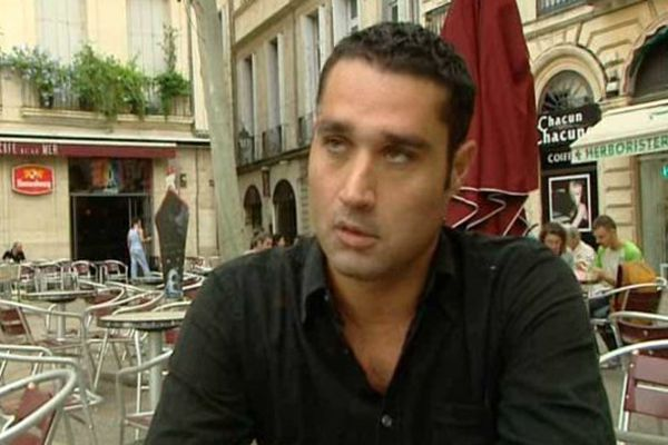 Nicolas Noguier, fondateur du Refuge de Montpellier