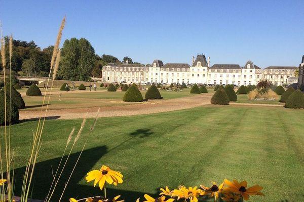 Château des Vaux en Eure-et-Loir