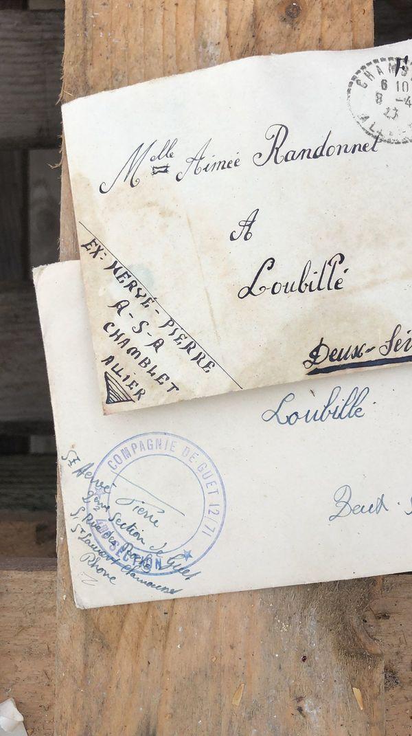 Lettres d'amour adressées à Aimée Randonnet