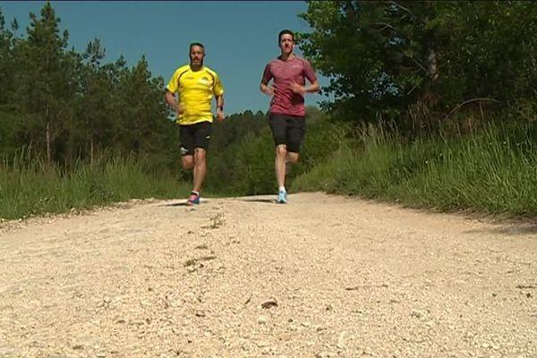 Patrick Heyer et Anthony Pautard lancent la première Trans Trail Dordogne