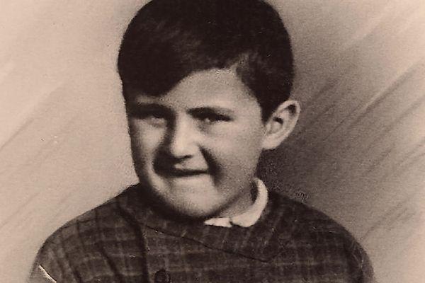 """Marcel Pinte, dit """"Quinquin"""", mort pour la France à 6 ans"""