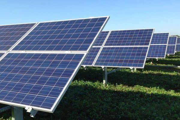 Parc solaire de Merville (Nord)