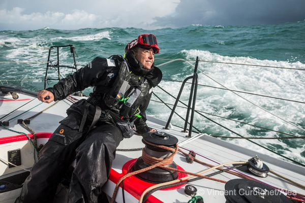 Alexia Barrier n'est plus qu'à 3500 milles de l'arrivée du Vendée Globe, après 96 jours de course