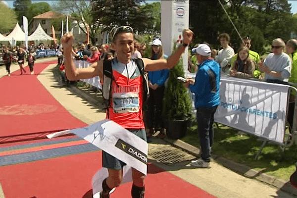 Thierry Breuil s'impose sur 58km en moins de 5 heures.