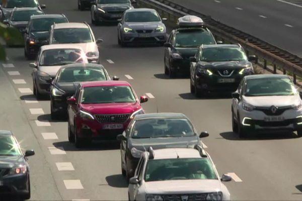 D'importants ralentissements sont enregistrés sur l'A13 à cause d'un carambolage survenu ce samedi 11 juillet au sud d'Honfleur.
